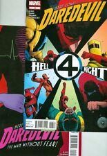 Daredevil #10, #10.1, #11, #12, and #13