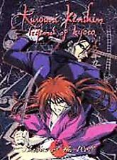 Rurouni Kenshin - Shadow of the Wolf, Good DVD, Kaori Yuasa, Richard Cansino, De