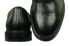 b4dbee3e68f8e Geox U Curtwain D Mens Smooth Leather Monk Shoes Slip On Buckle Black