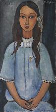 Amedeo Modigliani - Alice Vintage Fine Art Print