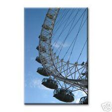 "cc art - CANVAS PRINT ARTWORK- LONDON EYE PODS -36""x24"""