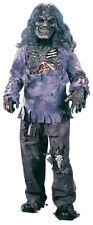 Complete Zombie Boy Child Halloween Costume