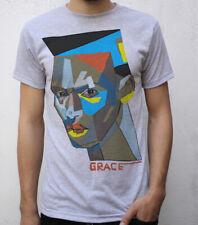 Grace Jones T shirt Artwork