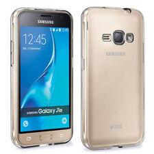 Etui Coque Gel UltraSlim et Ajustement parfait Samsung Galaxy J1 (2016) J120F
