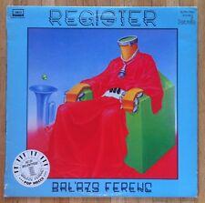 BALAS FERENC Register LP/HUNGARIAN