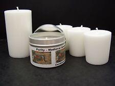 Fatto a mano purezza profumata Medievale Aromaterapia CERO, pilastro o Contenitore Candela