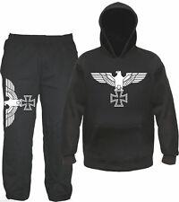 REICHSADLER Jogginganzug - Hoodie und Jogginghose - iron cross jogger sweatshirt