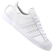 adidas Originals Superstar 80s Herren Sneaker Turnschuhe S79443 Cleanwhite Weiß
