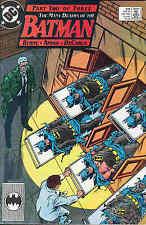 Batman # 434 (many deaths of Batman part 2) (USA, 1989)