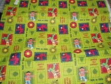 Bert Ernie Elmo Sesame street baby toddler sheet set Hide N Seek