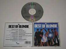 BLONDIE/BEST OF BLONDIE (CHRYSALIS 32 1371 2) CD ÁLBUM