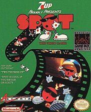 Spot: The Video Game (Nintendo Game Boy, 1990)