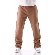 Big Seven XXL Evan chino marrón regular fit señores Jeans Hose sobre tamaño nuevo