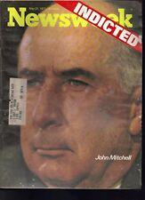 Newsweek Indicted John Mitchell May 21, 1973