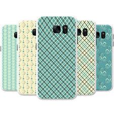 Estrellas diamantes Criss líneas cruzadas Snap-On estuche rígido cubierta teléfono para Teléfonos LG