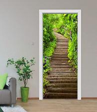 3D Steep Ladder 62 Door Wall Mural Photo Wall Sticker Decal Wall AJ WALLPAPER UK