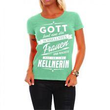 Frauen Mädchen Girls T-Shirt Kellnerin Beruf Fun Spruch Job Bedienung Service