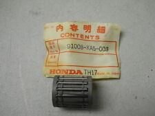Honda NOS CR450, CR480, CR500, 1981-88, Bearing, # 91008-KA5-003    d15