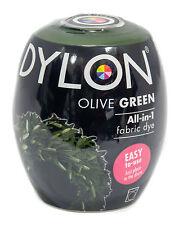 Dylon Olive Green Machine Dye Pods No.34 Fabric Dye (Discount for Qty)