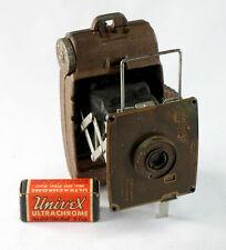 Universal Univex Minicam, Model AF5, in brown Ilex Achromar 60mm