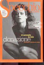 F5  SPECCHIO DELLA STAMPA N. 106 31 GENNAIO 1998 IN COPERTINA SIGOURNEY WEAVER