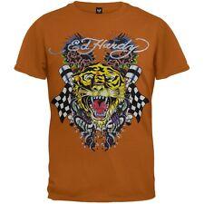 Ed Hardy - Tiger and Dragon Roar Tan Youth T-Shirt