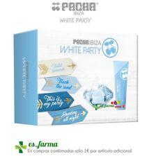 PACHA IBIZA PERFUME MUJER SET WHITE PARTY EAU DE TOILETTE 80ML COLONIA, LOCION