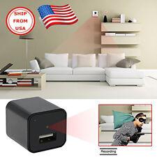 Cámara Espía tipo Cargador USB de pared 1080P HD Adaptador USB Cámaras ocultadas