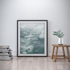 Jack Johnson Inspirational Wall Art Print Motivational Quote Poster Decor Gift