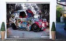 3D Cool car Garage Door Murals Wall Print Decal Wall Deco AJ WALLPAPER AU