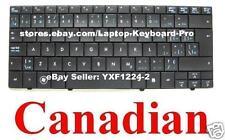 HP mini 1000 1133ca 1135ca mini 700  Keyboard Clavier - Black - Canadian