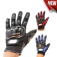 ProBiker Summer Motorcycle Gloves Full Finger Breathable Racing Motorbike Gloves