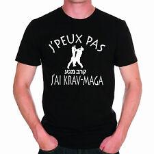 T-shirt HOMME J'PEUX PAS J'AI KRAV-MAGA
