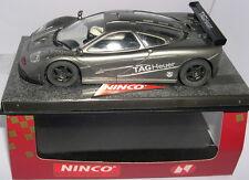 "NINCO 50171 SLOT CAR McLAREN F1 GTR  ""TAG HEUER""  MB"
