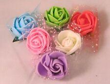 Men's Rose Boutonniere Flower Lapel Pin - Everyday / Weddings / Formal / Greek