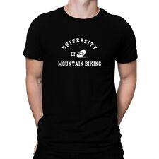 University of Mountain Biking T-shirt
