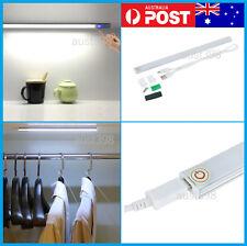 USB LED Desk Lamp Strip Light Bar Touch Table Light for Reading Laptop Study OZ