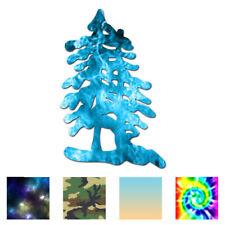 Pine Trees Art - Vinyl Decal Sticker - Multiple Patterns & Sizes - ebn530