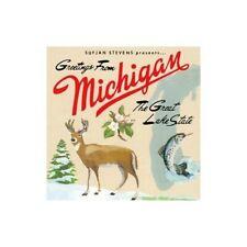 Stevens, Sufjan - Michigan - Stevens, Sufjan CD KIVG The Cheap Fast Free Post