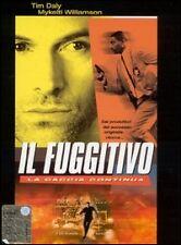 IL FUGGITIVO - LA CACCIA CONTINUA - DVD WARNER SNAPPER   PRIMA STAMPA Z8 21031
