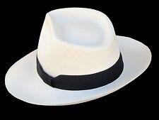 Genuine Panama Hat Montecristi Diamante Superfino Men Woman Straw Fedora