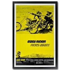 83664 EASY RIDER Hells Angels Biker Dennis Hopper Decor WALL PRINT POSTER CA
