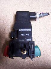 Electro vanne pneumatique PRE-A10  + embase