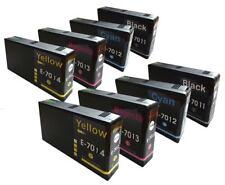 2 SET COMPATIBILE (NON OEM) Cartucce di inchiostro della stampante per sostituire t7015 PIRAMIDE inchiostro