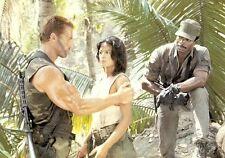 "Predator [Schwarzenegger/Weathers/Carrillo] 8""x10"" 10""x8"" Photo 60262"