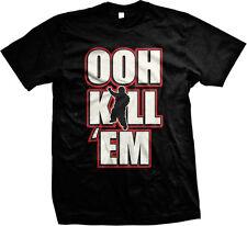Ooh Kill Em! Cousin Terio Internet Meme Funny Viral Video Mens T-shirt
