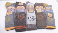 DUCKS UNLIMITED Unisex Merino Wool Blend Socks 2 Pak Various Color Sz 10-13