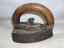 Antique German Alexanderwerk No2 Sad Iron 1900`s VERY RARE!