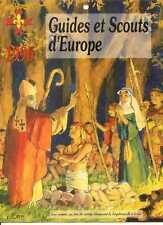 CALENDRIER GUIDES ET SCOUTS D'EUROPE 1996 Pierre Joubert - Beaudesson