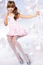 """20 DENIER FLOWER PATTERN ELEGANT TIGHTS FOR GIRLS """"LAURA"""""""